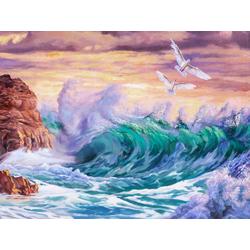 Самарская Елена | Изумрудная волна
