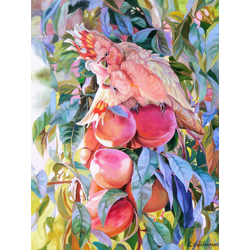 Самарская Елена | Персиковый поцелуй