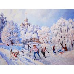 Самарская Елена | Рождественские каникулы
