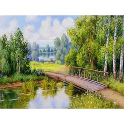Самарская Елена | С мостком