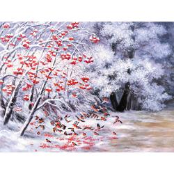 Самарская Елена | Снегири