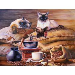Самарская Елена | Хранители кофе.