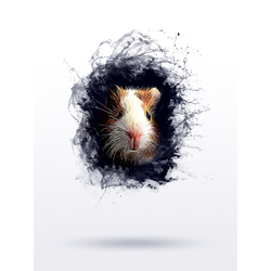 Animals series. Hamster (Серия «Энималс». Хомяк) | Артем Андарский (Archie)