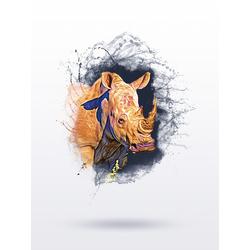 Animals series. Rhino (Серия «Энималс». Носорог) | Артем Андарский (Archie)