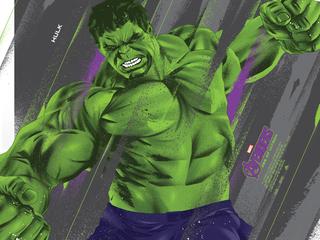Категория постеров и плакатов Hulk