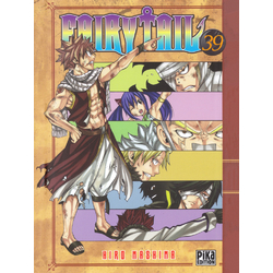Fairy Tail (Коллекция постеров №1)   Фейри Тейл