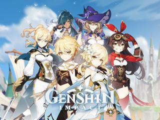 Категория постеров и плакатов Genshin Impact