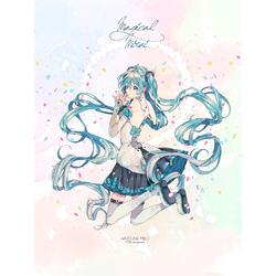 Hatsune Miku - Magical Mirai   Хацунэ Мику