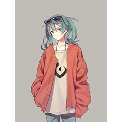 Hatsune Miku   Хацунэ Мику
