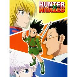 Hunter x Hunter   Охотник х Охотник