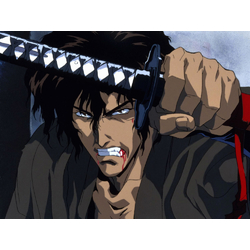 Ninja Scroll | Манускрипт Ниндзя