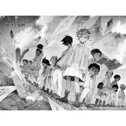 Yakusoku no Neverland   Обещанный Неверленд