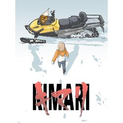 Akira - Kimari (Коллекция постеров) | Акира
