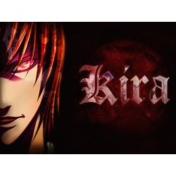 Deathnote - Kira | Тетрадь Смерти - Кира