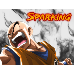 Dragon ball: Krillin - Sparking | Жемчуг дракона: Курилин