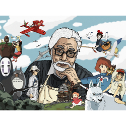 Hayao Miyazaki | Хаяо Миядзаки