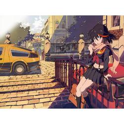 Kill la Kill: Matoi Ryuko | Убей или умри: Матой Рюко