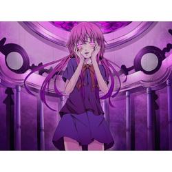 Mirai Nikki: Yuno Gasai | Дневник будущего: Юно Гасай