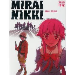 Mirai Nikki | Дневник будущего