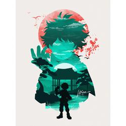 My Hero Academia: Izuku Midoriya | Моя геройская академия: Идзуку Мидория
