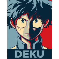 My Hero Academia - Deku (Коллекция постеров) | Моя геройская академия - Деку