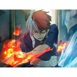 My Hero Academia: Shouto Todoroki | Моя геройская академия: Сёто Тодороки