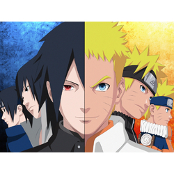 Naruto | Наруто и Саске