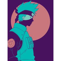 Naruto (Коллекция постеров №1) | Наруто | Какаши