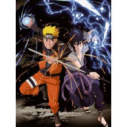 Naruto   Наруто и Саске