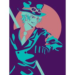 One Piece (Коллекция Постеров №1)   Ван-Пис: Сабо