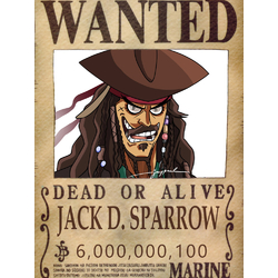 One Piece - Wanted | Ван-Пис