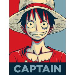 One Piece (Коллекция постеров №2) | Ван-Пис: Луффи