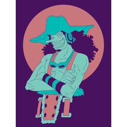 One Piece (Коллекция постеров №1) | Ван-Пис: Усопп