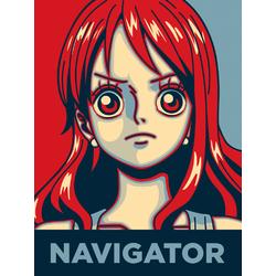 One Piece (Коллекция постеров №2) | Ван-Пис: Нами