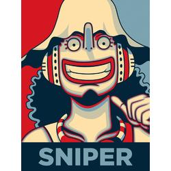One Piece (Коллекция постеров №2) | Ван-Пис: Усопп