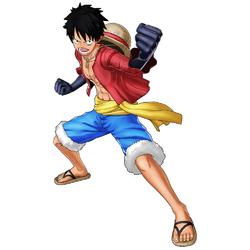 One Piece   Ван-Пис: Луффи