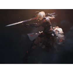 Fate/stay night: Saber Alter   Судьба/ночь схватки: Сэйбер Альтер