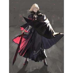 Fate/stay night: Saber Alter | Судьба/ночь схватки: Сэйбер Альтер