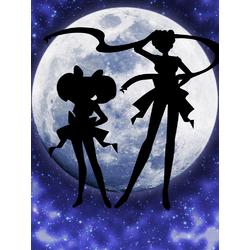 Sailor Moon | Сейлор Мун: Сейлор Чиби Мун