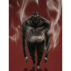 Attack on Titan (Коллекция постеров) | Атака Титанов: Звероподобный Титан