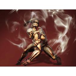 Attack on Titan (Коллекция постеров) | Атака Титанов: Бронированный Титан