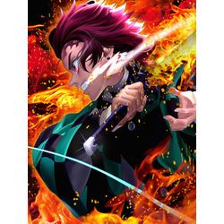 Demon Slayer | Клинок, рассекающий демонов: Танджиро Камадо