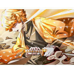 Demon Slayer | Клинок, рассекающий демонов: Зеницу Агацума