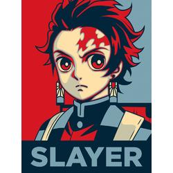 Demon Slayer (Коллекция постеров №2) | Клинок, рассекающий демонов: Танджиро Камадо