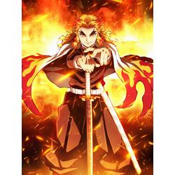 Demon Slayer | Клинок, рассекающий демонов: Кёджуро Ренгоку
