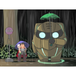 My Neighbor Totoro | Мой сосед Тоторо