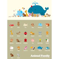 Animal Family | Семья животных