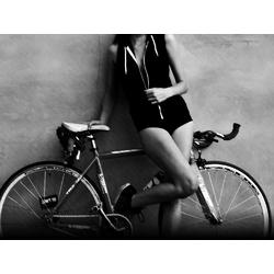 Bicycle Girl | Девушка с велосипедом