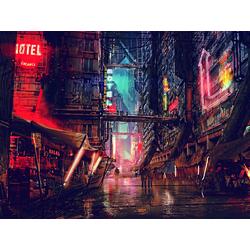 Futuristic City | Футуристичный город