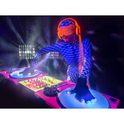 Futuristic DJ   Футуристичный Ди-джей
